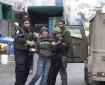 الاحتلال يعتقل طفلًا وشابًا في القدس