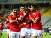 """قطار انتصارات الأهلي يدهس """"ذئاب الجبل"""" في الدوري المصري"""