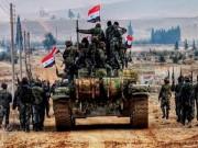"""الجيش السوري يشن هجومًا معاكسًا على مرتزقة أردوغان في """"سراقب"""""""