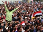العراق: تظاهر الآلاف للمطالبة بالإصلاح ومحاربة الفساد