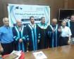"""جامعة الأزهر بغزة تمنح إعلامي درجة الماجستير في """"دراسات الشرق الأوسط"""""""