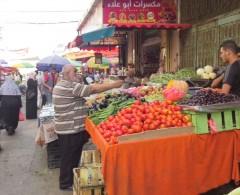 أزمة الغذاء العالمية تضرب السوق الفلسطينية