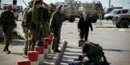 قلقيلية: الاحتلال يعتقل شابًا على حاجز عسكري