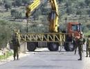 الاحتلال ينصب حواجز عسكرية في محافظة الخليل