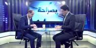 مع عضو المجلس الثوري لحركة فتح د. عبدالحكيم عوض