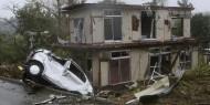 """اليابان: إجلاء مليون شخص بسبب إعصار """"هاغيبيس"""""""