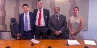 جهود لتشكيل مجموعة برلمانية برازيلية لمناصرة حقوق الفلسطينيين