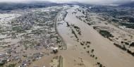 """إعصار """"هاغيبيس"""" يضرب اليابان ويقتل 18 شخصا"""