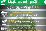 اليوم العربي للبيئة