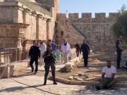 خطوات تصعيدية يشهدها المسجد الأقصى بالتزامن مع الأعياد اليهودية