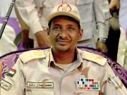 حميدتي: فصائل الكفاح المسلح جزءٌ من الثورة السودانية.. وسنحتفل بالسلام قريبًا