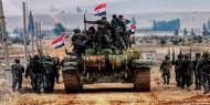 الجيش السوري يحرر 19 قرية وبلدة من الفصائل المسلحة في يومين