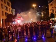 """مسيرة ليلية في بيروت احتجاجًا على تشكيل """"حكومة الحريري"""""""