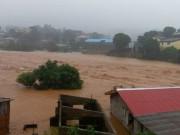 مصرع 65 شخصًا في فيضانات بثلاث دول أفريقية