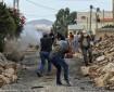 الاحتلال يهاجم المشاركين في مسيرة كفر قدوم الأسبوعية المناهضة للإستيطان