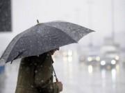 الأرصاد: استمرار المنخفض الجوي.. وتوقعات بتساقط الثلوج