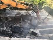 الاحتلال يهدم منزلا في بيت حنينا بالقدس