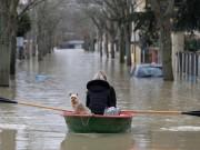 مصرع 13 شخصا بسبب السيول في كوريا الجنوبية