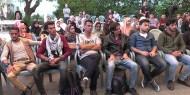 الشباب يطالبون بضرورة إجراء الانتخابات والمشاركة في صنع القرار