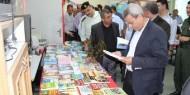 افتتاح معرض الكتاب السادس في قلقيلية