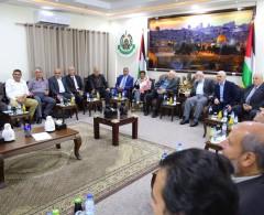 الفصائل توافق على إجراء انتخابات عامة وسط تخوفات من منعها في القدس