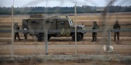 الاحتلال يطلق النار تجاه أراضي المواطنين شرقي رفح