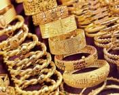 أسعار الذهب في فلسطين الجمعة