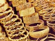 """ارتفاع أسعار الذهب مع بدء """"أسوأ سيناريو"""" للاقتصاد العالمي"""