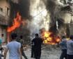 11 قتيلاً وعشرات المصابين في انفجار 5 اسطوانات غاز غرب إيران