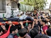 خاص بالصور|| تشييع جنازة الشهيدين عبد السلام والبلبيسي في غزة