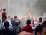 خاص بالصور|| تشييع جنازة الشهيد جهاد أبو خاطر في غزة