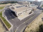 صورة|| معدات المستشفى الميداني الأمريكي تصل قطاع غزة
