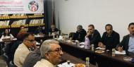 """شخصيات وطنية من غزة تلتقي بنواب ديمقراطيين في الكونغرس عبر """"سكايب"""""""