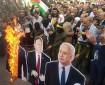 بالصور والفيديو|| مسيرات في عدة مدن فلسطينية احتجاجا على تصريحات بومبيو بشأن المستوطنات