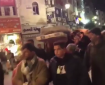 مسيرة للأسرى المحررين المضربين في رام الله ضد قطع رواتبهم