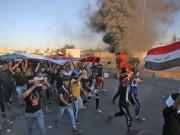تقرير: مقتل وإصابة 169 شخصًا في احتجاجات بالعراق خلال الـ 48 ساعة الماضية