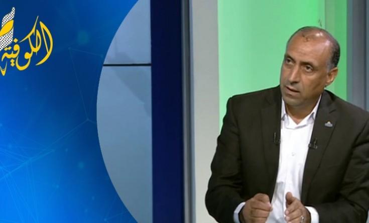 """خاص بالفيديو   """"الرقب"""" يطالب بعقد لقاء فصائلي لإتمام المصالحة وانهاء الانقسام"""
