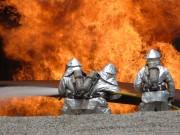 اندلاع حريق في أحراش عين كارم بالقدس المحتلة