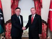 """أزمة دبلوماسية بين اليونان وليبيا بسبب اتفاق """"السراج وأردوغان"""""""