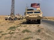 مجهولون يهاجمون قاعدة أمريكية في سوريا