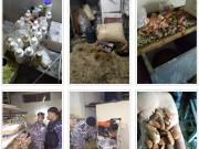 بالصور|| تفاصيل إيقاف معمل تصنيع حلويات غير مرخص في نابلس