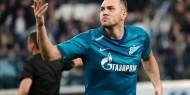 بالفيديو|| زينيت بطرسبورغ يدك شباك دينامو موسكو بثلاثة أهداف