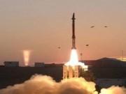 الاحتلال يجري تجربة إطلاق صاروخ يريحو