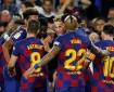 برشلونة يعلن إصابة تير شتيغن