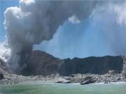"""نيوزيلندا: لا أمل في العثور على ناجين جدد جراء بركان """"وايت أيلاند"""""""