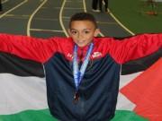 الفلسطيني نور السويطي يحصل على الميدالية البرونزية في البطولة الدولية للتايكوندوا