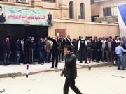 الإعدام شنقًا لمرتكب الهجوم الإرهابي على كنيسة مارمينا بالقاهرة