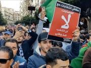 مظاهرات في الجزائر مع إغلاق باب التصويت بالانتخابات الرئاسية
