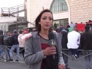 وقفة احتجاجية في شعفاط رفضا لاعتداءات المستوطنين المتكررة