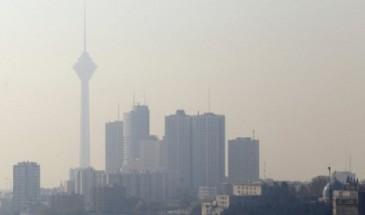التلوث يجبر عدة مدارس في إيران على إغلاق أبوابها